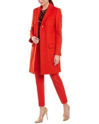 ESCADA Sport Wool-blend Coat - Red