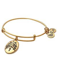 ALEX AND ANI - Path Of Symbols Expandable Bracelet - Lyst