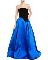Mac Duggal Gown - Blue