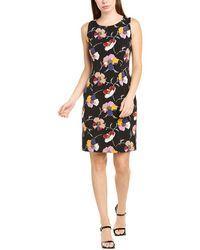 TMRW STUDIO Sleeveless Mini Dress - Black
