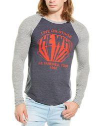Chaser Baseball T-shirt - Grey