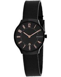 Skagen Grenen Watch - Black