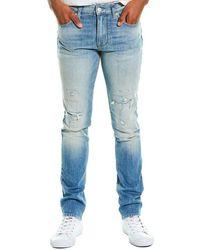 Hudson Jeans Axl Skinny Leg Jean - Blue