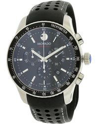 Movado Men's Series 80 Chronograph Watch - Multicolour