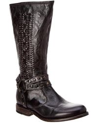 Bed Stu Weymouth Leather Boot - Brown