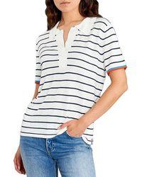 Kule The Ollie Stripe Top - Multicolor