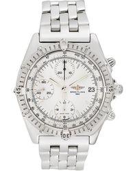 Breitling Breitling 1990s Chronomat Watch - Metallic
