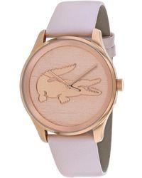Lacoste Women's Victoria Watch - Multicolor