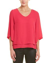 Insight Blouse - Pink