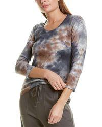 XCVI Speckle T-shirt - Gray