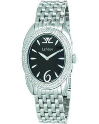 Le Vian ? Ronda Diamond Watch - Green