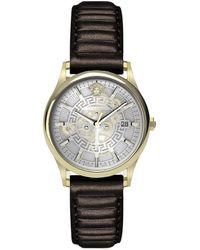 Versace Men's Aiakos Quartz Watch, 44mm - Multicolour
