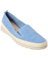 The Flexx - The Sneak Name Suede Slip-on - Lyst