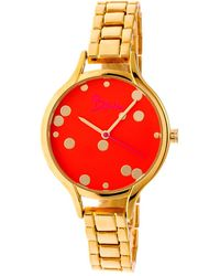 Boum Women's Bulle Watch - Red
