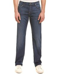 7 For All Mankind 7 For All Mankind Carsen Preview Relaxed Straight Leg - Blue