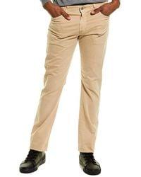 AG Jeans Everett Tan Slim Straight Leg - Brown