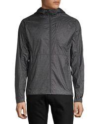 J.Lindeberg - Performance Lightweight Hooded Jacket - Lyst