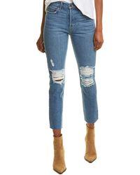Siwy Gaby Hear That Sound Original High-waist Skinny Leg Jean - Blue