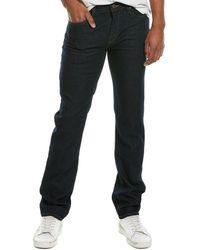 J Brand Kane Jeet Straight Leg Jean - Black