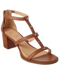Jack Rogers - Julia Leather Sandal - Lyst