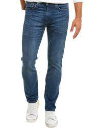 J.Crew 484 Dmw Slim Leg - Blue