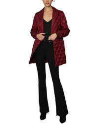 Dawn Levy Jess Quilted Jacket - Red