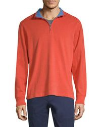 Brooks Brothers - Solid Sweater - Lyst