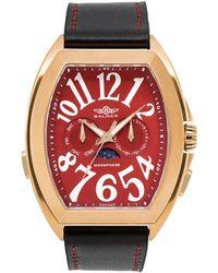 Balmer Men's Leather Watch - Pink