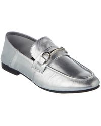Steven by Steve Madden - Seaton Leather Loafer - Lyst