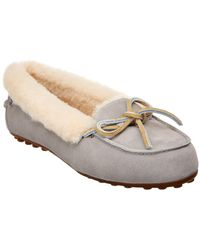 e10a05b2c3b UGG - Solana Suede Loafer - Lyst