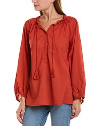 Emerson Fry Top - Red