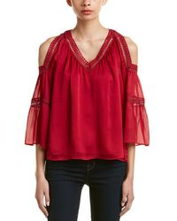 Laundry by Shelli Segal - Blouse - Lyst