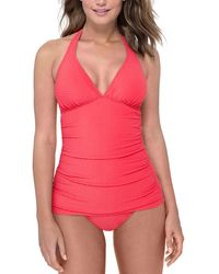 Gottex Ribbons-spring Tankini - Red