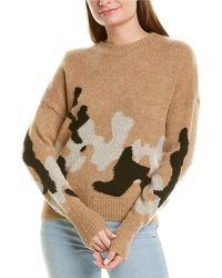 360cashmere 360cashmere Leannah Cashmere Sweater - Black