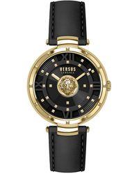 Versus Versus By Versace Moscova Watch - Metallic
