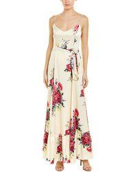 Betsey Johnson Maxi Dress - Natural