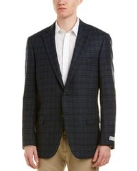 Hart Schaffner Marx - New York Modern Fit Wool Sport Coat - Lyst