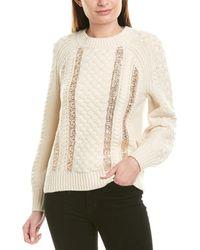 J.Crew Wool-blend Sweater - Brown