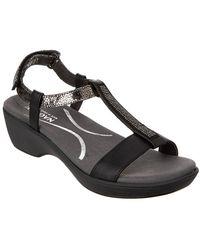 Naot - Marsanne Leather Sandal - Lyst