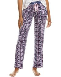 Rene Rofe Double Fun Pyjama Pant - Blue