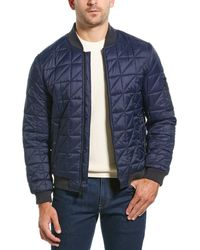 Marc New York Bugby Jacket - Blue