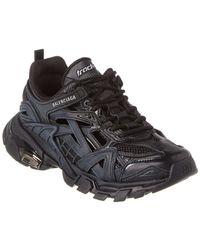 Balenciaga Track 2 Sneaker - Black
