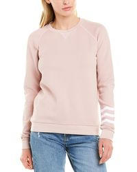 Sol Angeles Essential Pullover - Pink