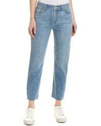 Joe's Jeans - Viola High-rise Straight Ankle Cut - Lyst