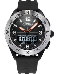 Alpina Alpinerx Watch - Metallic