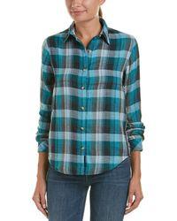 Tolani Woven Shirt - Green