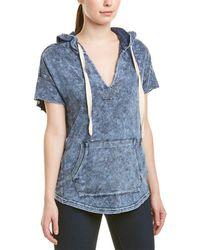 Splendid Washed Pullover - Blue
