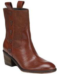 Donald J Pliner - Daze Leather Boot - Lyst