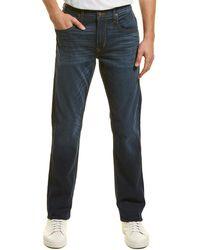 Hudson Jeans Byron Slick Straight Leg - Blue
