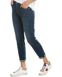 7 For All Mankind 7 For All Mankind Josefina Taco Skinny Boyfriend Cut - Blue
